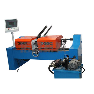 Ef-80a double head gas chamfering machine